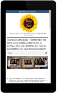 Day of Joy Pad