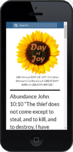 Day of Joy Phone