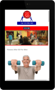 Fitness after 50 in Syracuse, New York, customizes your fitness program