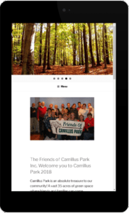 The Friends of Camillus Park