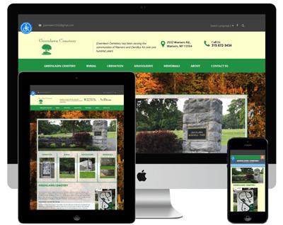 Greenlawn Cemetery - Servicing Warners, Syracuse NY - CNY