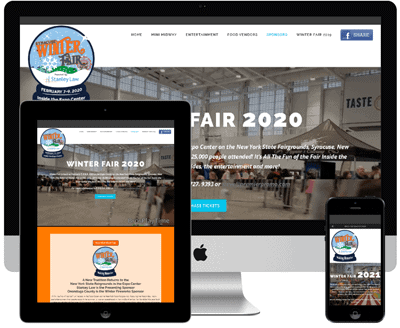 Winter Fair 2020 Syracuse New York | State Fair Gounds