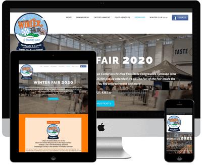 Winter Fair 2020 Syracuse New York | State Fair Gounds