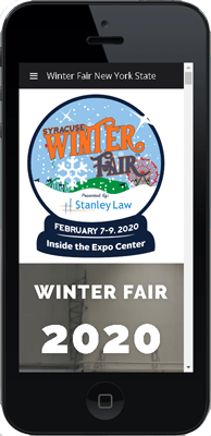 winter fair syracuse phone