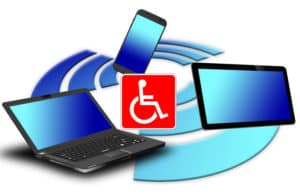 Website Accessible People Disabilities
