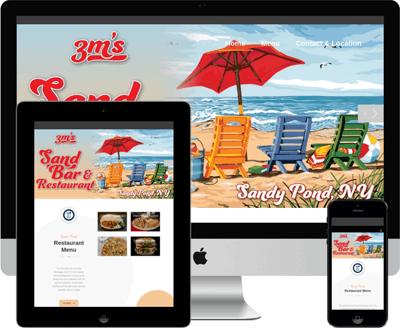 3M's Sand Bar Restaurant Sandy Pond NY