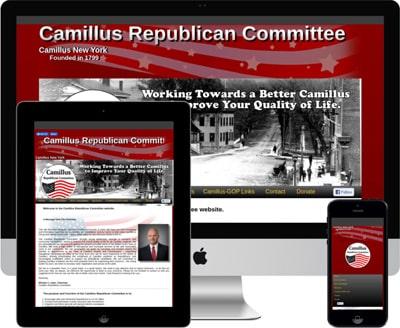Camillus Republican Committee website